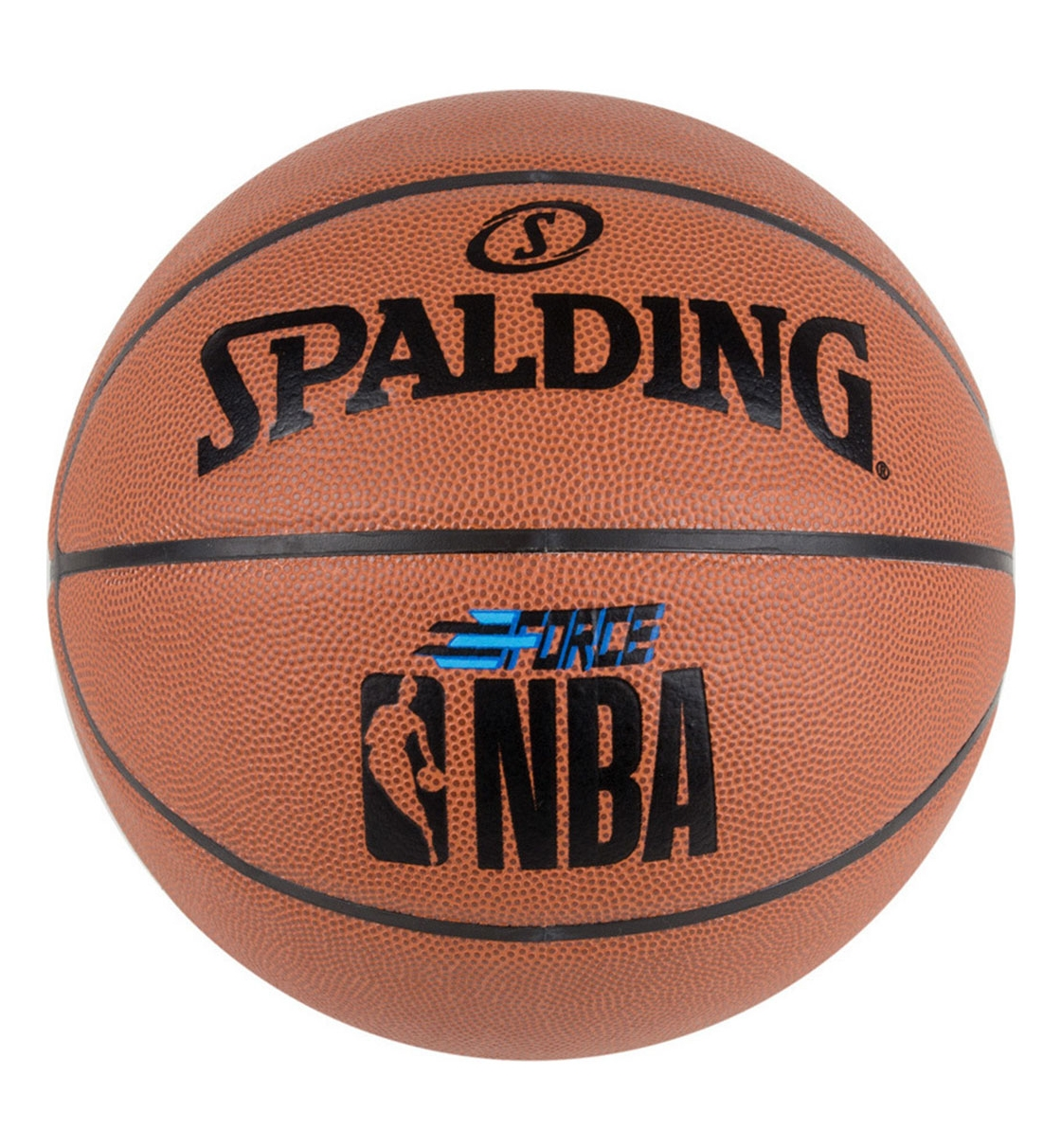 Spalding Μπάλα Basket Fw19 Nba Force Brick I/O All Surf 76-279Z1