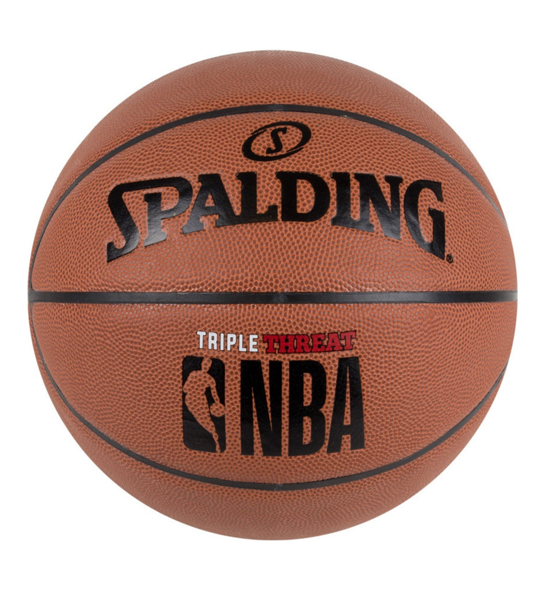 Spalding Μπάλα Basket Fw19 Nba Triple Threat Brick I/O All Surf 76-280Z1
