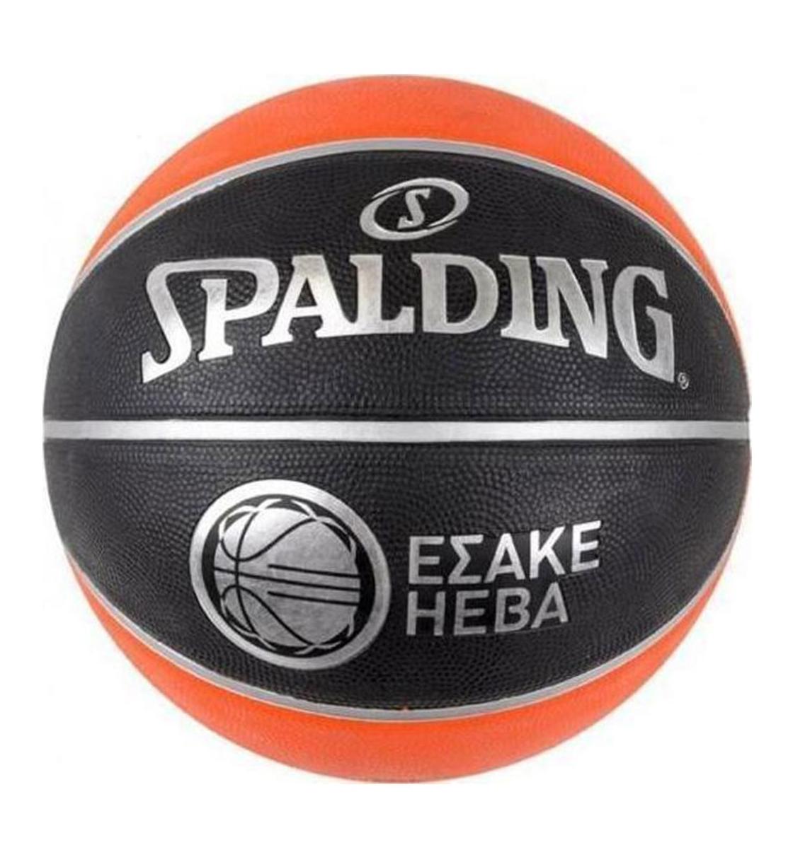 Spalding Μπάλα Basket Fw19 Tf-150 Esake Rubber 83-010Z1
