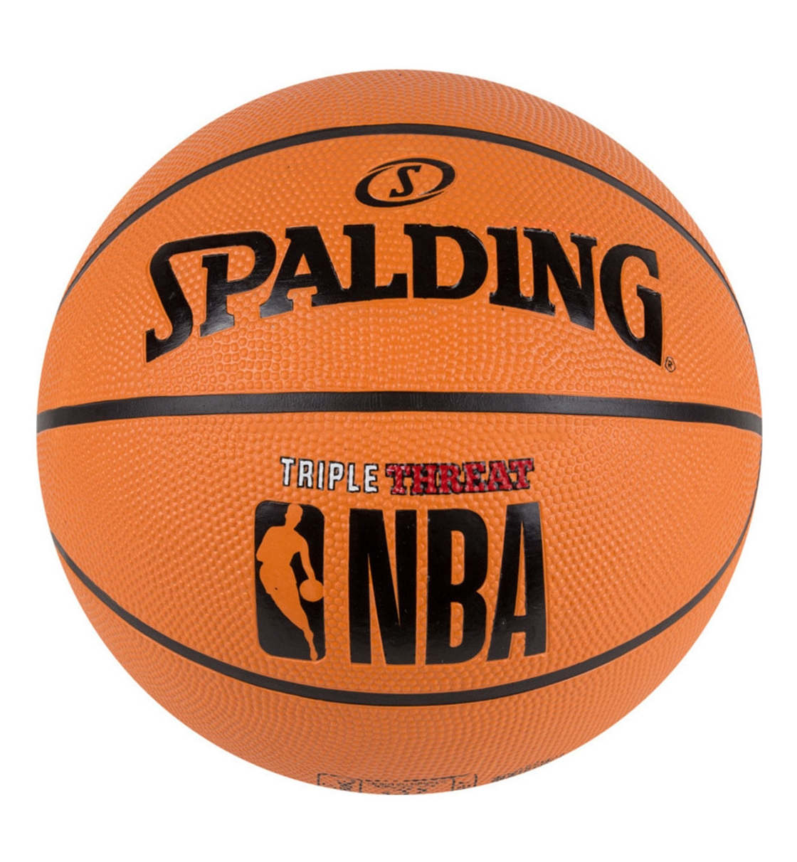Spalding Μπάλα Basket Fw19 Nba Triple Threat Brick All Surface 2018 83-823Z1