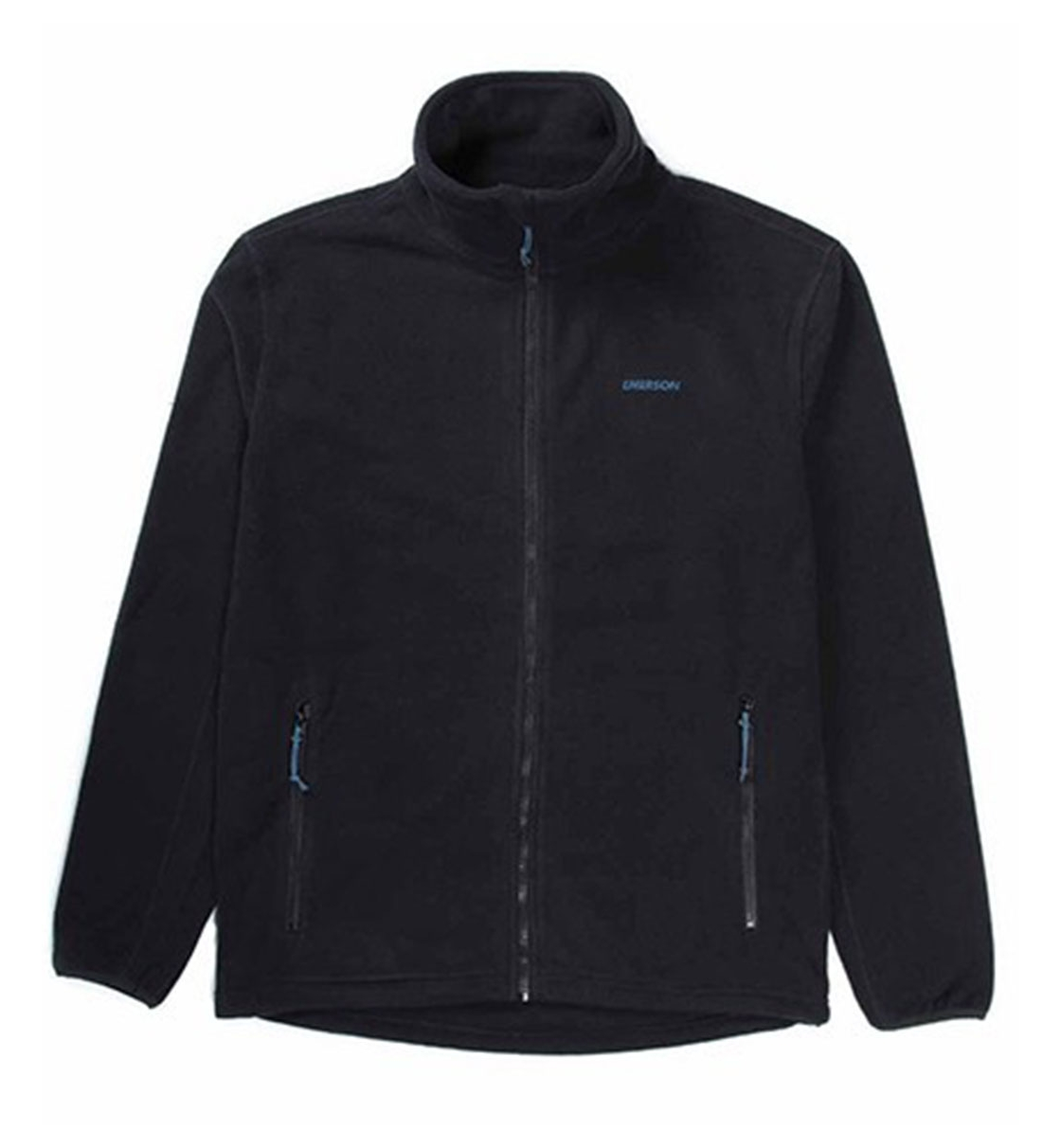 Emerson Fw19 Men'S Zip Up Fleece Jacket