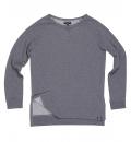Body Action Ανδρικό Φούτερ Fw19 Women Pullover Sweatshirt 061928
