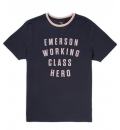 Emerson Ανδρική Κοντομάνικη Μπλούζα Ss19 191.EM33.30
