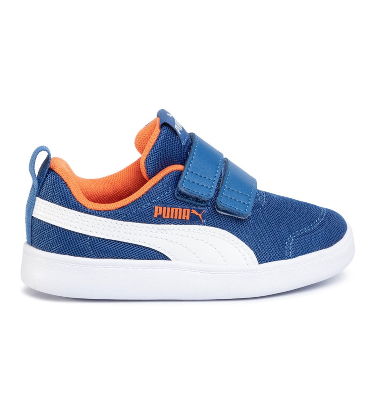 Puma Παιδικό Παπούτσι Μόδας Ss20 Courtflex V2 Mesh V Ps 371758