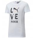 Puma Παιδική Κοντομάνικη Μπλούζα Ss20 Alpha Tee G 581360
