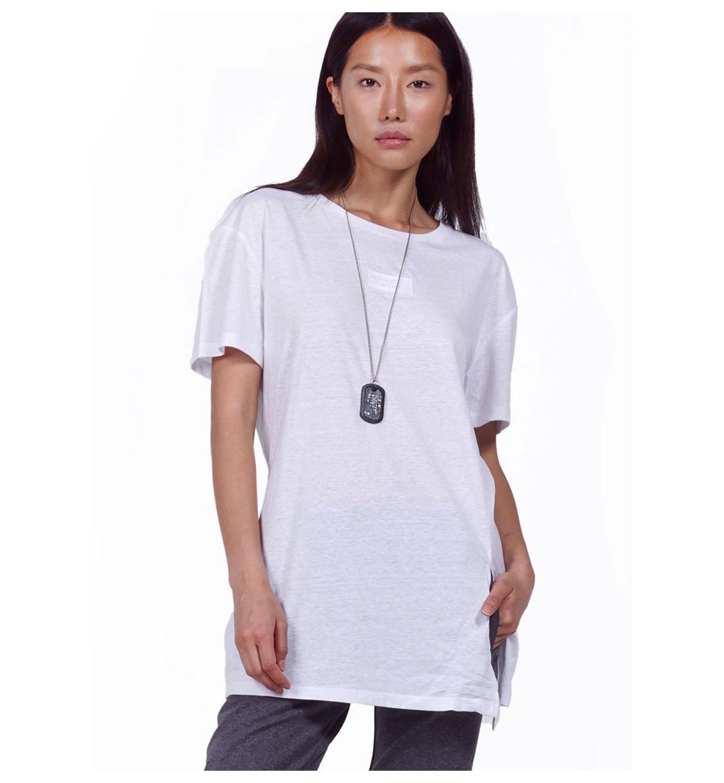 Body Action Γυναικεία Κοντομάνικη Μπλούζα Fw19 Women Knot Front T-Shirt 051930
