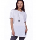 Body Action Fw19 Women Knot Front T-Shirt