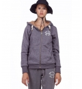 Body Action Fw19 Women Fur Lined Hoodie