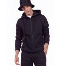 Body Action Ανδρική Ζακέτα Με Κουκούλα Fw19 Men Hooded Sweat Jacket 073928
