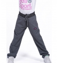 Body Action Παιδικό Αθλητικό Παντελόνι Fw19 Girls Relaxed Joggers 022901