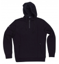 Body Action Ανδρικό Φούτερ Με Κουκούλα Fw19 Men Half Zip Hoodie 063927