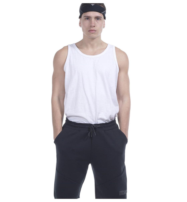 Body Action Ss20 Men Longline Vest Top