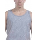 Body Action Ανδρική Αμάνικη Μπλούζα Ss20 Men Longline Vest Top 043908