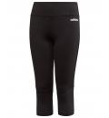 Adidas Fw20 Youth Girls Cardio 3/4 Tight