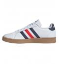 adidas Ανδρικό Παπούτσι Μόδας Fw20 Grand Court EE7888