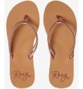 Roxy Γυναικεία Σαγιονάρα Παραλίας Ss20 Costas J Sndl Blk ARJL100763