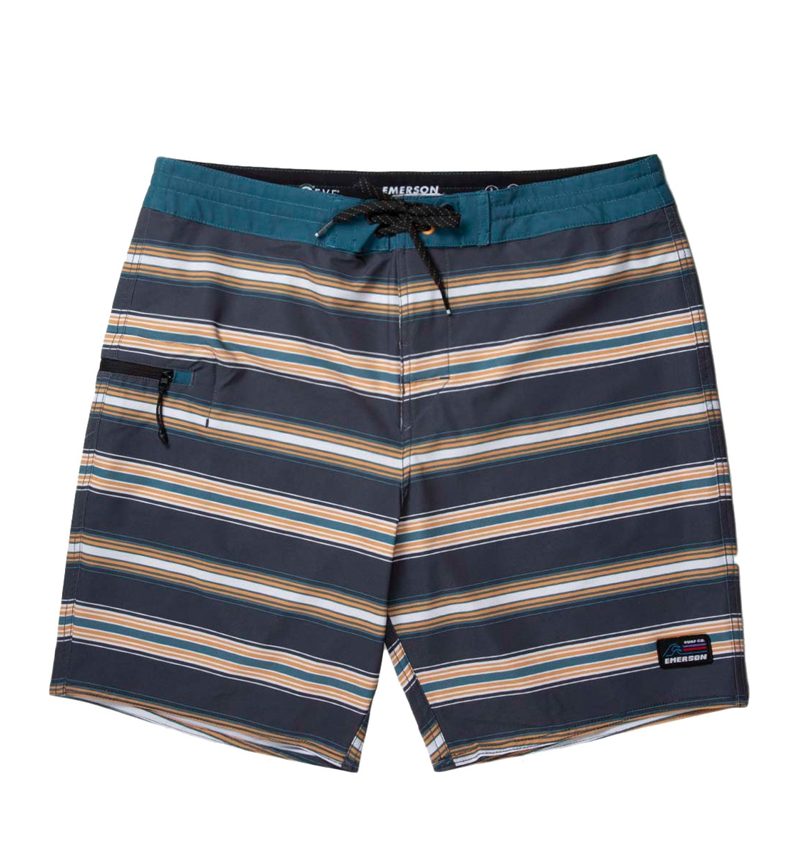Emerson Ss20 Men'S Packable Board Shorts