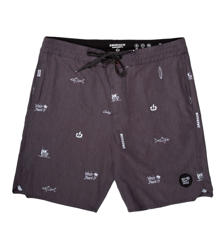 Emerson Ανδρικό Μαγιό Βερμούδα Ss20 Men'S Board Shorts 201.EM525.18