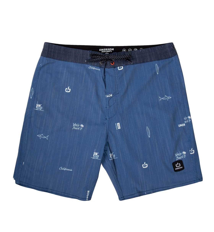 Emerson Ανδρικό Μαγιό Βερμούδα Ss20 Men'S Packable Board Shorts 201.EM527.12