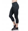 Body Action Γυναικείο Αθλητικό Κολάν Κάπρι Ss20 Women Mid Rise 7/8 Legging 011007