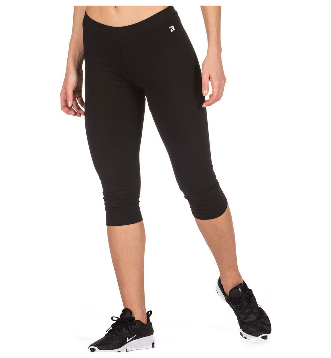 Body Action Ss20 Women 3/4 Tights