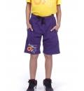 Body Action Παιδική Αθλητική Βερμούδα Ss20 Boys Classic Bermuda Shorts 034001