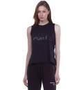 Body Action Ss20 Women Active Loose Vest
