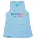 Body Action Παιδική Αμάνικη Μπλούζα Ss20 Girls Racer Tank Top 042001