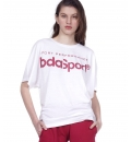 Body Action Γυναικεία Κοντομάνικη Μπλούζα Ss20 Women Active Loose T-Shirt 051006