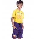 Body Action Ss20 Boys Short Sleeve T-Shirt