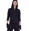 Body Action Γυναικεία Ζακέτα Με Κουκούλα Ss20 Women Full Zip Hoodie 071001