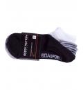 Body Action Αθλητικές Κάλτσες Σοσόνια Ss20 3-Pack Unisex No-Show Socks 092001