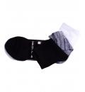 Body Action Αθλητικές Κάλτσες Κοντές Ss20 3-Pack Unisex Quarter Socks 092002