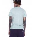 Body Action Ανδρική Κοντομάνικη Μπλούζα Ss20 Men V-Neck T-Shirt 053008