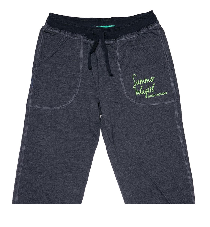Body Action Παιδικό Αθλητικό Παντελόνι Κάπρι Girls Capri Pants 032503