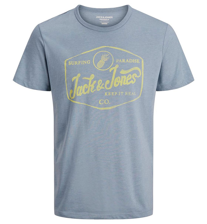 Jack & Jones Ss20 Jornamen Tee Ss Crew Neck Fst