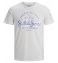 Jack & Jones Ανδρική Κοντομάνικη Μπλούζα Ss20 Jornamen Tee Ss Crew Neck Fst 12171985