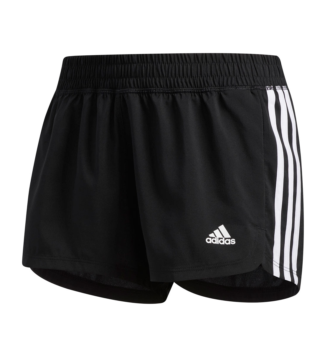 Adidas Fw20 Pacer 3 Stripe Woven Short