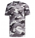 Adidas Ss20 Mens Fast Anf Confident Aop Tee