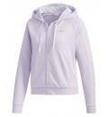 adidas Γυναικεία Ζακέτα Με Κουκούλα Fw20 Women Essentials Hooded Tracktop FL9295