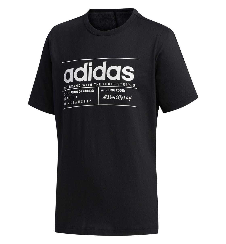 Adidas Ss20 Youth Boys Brilliant Basic T-Shirt
