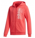 Adidas Ss20 Young Girls Brilliant Basic Fullzip