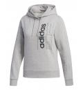 adidas Γυναικείο Φούτερ Με Κουκούλα Fw20 Women Brilliant Basics Hooded Sweatshirt FM6204