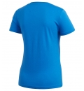 adidas Γυναικεία Κοντομάνικη Μπλούζα Fw20 Essentials Linear Slim Tee FM6425