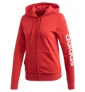 Adidas Ss20 Essentials Linear Full Zip Hoodie