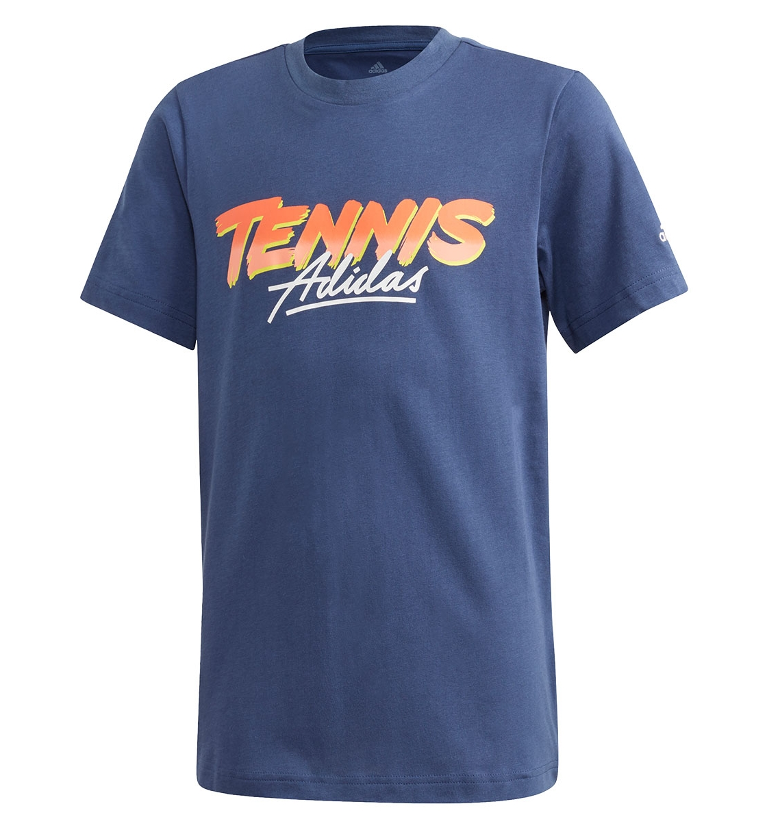 Adidas Ss20 Kids Tennis Graphic Tee