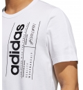 adidas Ανδρική Κοντομάνικη Μπλούζα Ss20 Men Brilliant Basics T-Shirt FM6088