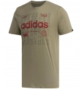 Adidas Ss20 Mens Adi International T-Shirt