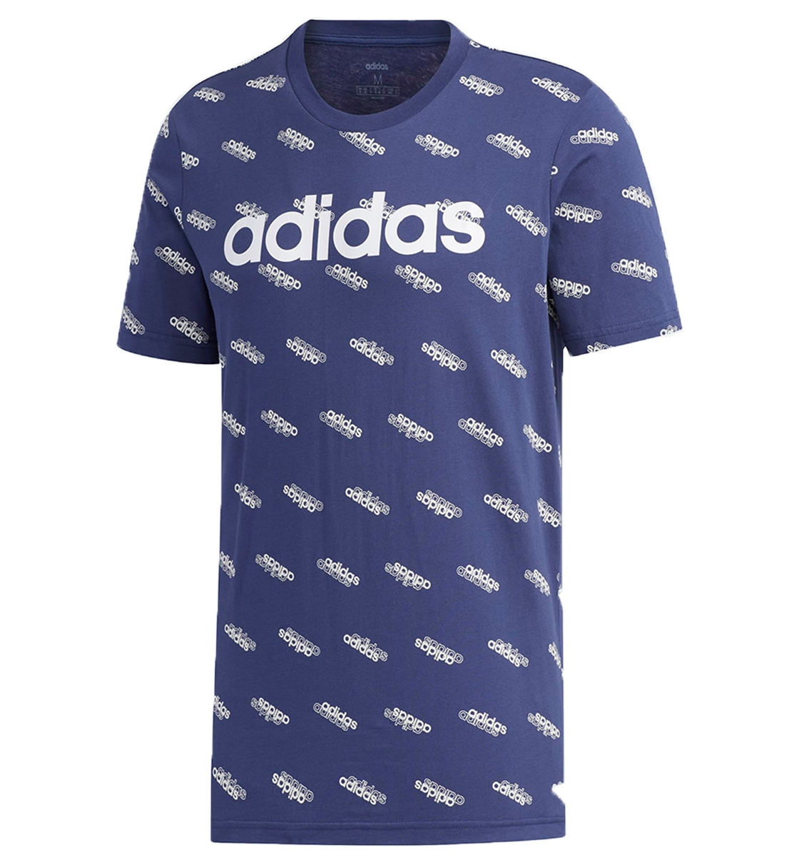 adidas Ανδρική Κοντομάνικη Μπλούζα Ss20 Men Favourites T-Shirt FM6019