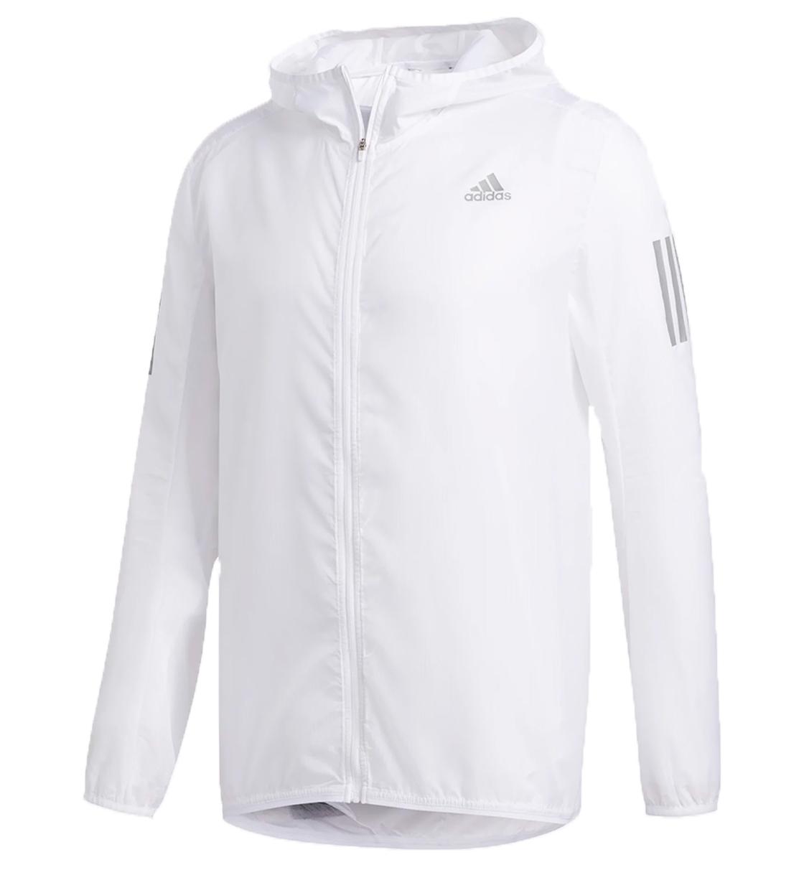 adidas Ανδρικό Αθλητικό Μπουφάν Fw20 Adidas Own The Run Jacket Translucent Men FM6918
